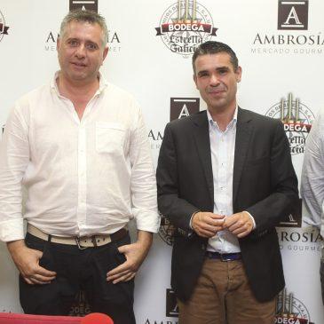 Ambrosía Mercado Gourmet Marbella, en Puerto Banús, será una nueva experiencia gastronómica multi-sensorial