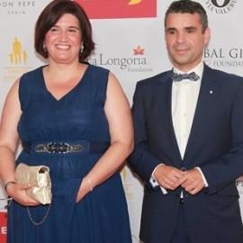 saludo The Global Gift Gala Marbella se celebra a beneficio de Fundación Eva Longoria, Fundación Bertín Osborne y Fundación Global Gift