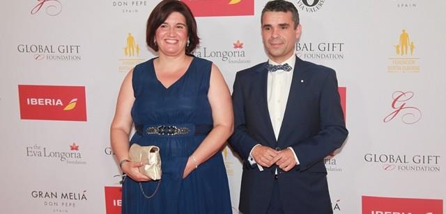 The Global Gift Gala Marbella se celebra a beneficio de Fundación Eva Longoria, Fundación Bertín Osborne y Fundación Global Gift