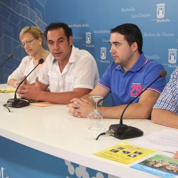 El sábado 29 de agosto se celebrará el concierto benéfico 'Zarzuela en el Parque' organizado a beneficio de la Triple A y de Adana Estepona