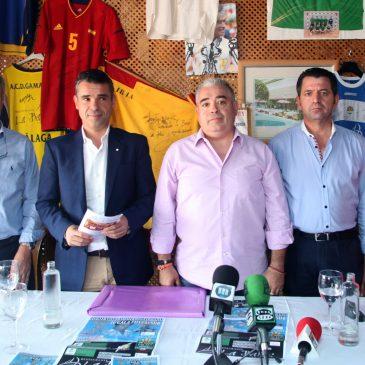 El Ayuntamiento apoyará el III Memorial Fútbol Sala Diego Lozano que se celebrará este sábado en el pabellón Carlos Cabezas