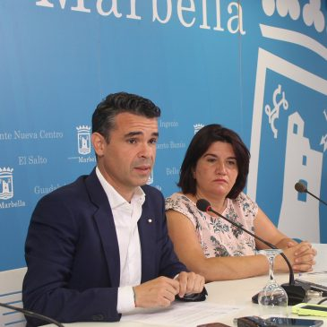 """El alcalde asegura que el inicio de la Vuelta Ciclista a España en Marbella ha supuesto """"un gran éxito internacional para la promoción turística de la ciudad"""""""