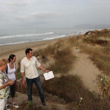Sostenibilidad planifica los trabajos de recuperación y protección de las dunas que serán declaradas reserva ecológica