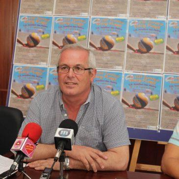 La Playa La Salida de San Pedro Alcántara acogerá los días 8 y 9 de agosto el VIII Torneo de Voley Playa