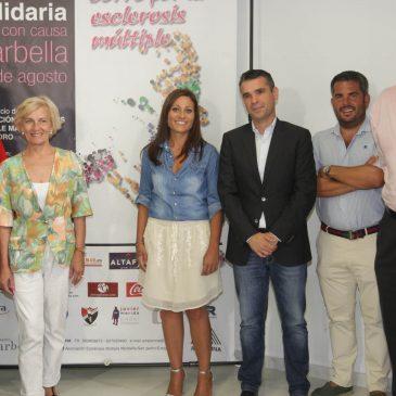 Una carrera solidaria recorrerá Marbella el próximo 30 de agosto a favor de la Asociación de Esclerosis Múltiple
