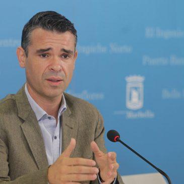 El alcalde de Marbella, José Bernal, ha sido nombrado miembro del Consejo Territorial de la FEMP