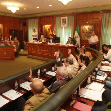 El Pleno aprueba proyectos sostenibles en el municipio con una inversión superior a los 8 millones de euros