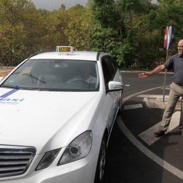 Los taxistas con licencia municipal contarán con un vehículo de sustitución en casos de averías o siniestros