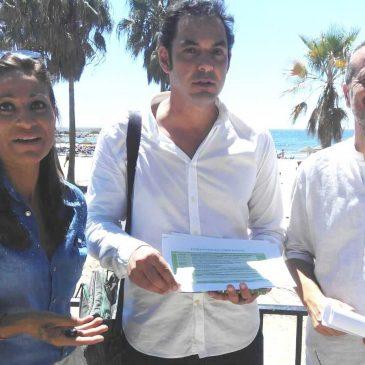 IU reclama al Gobierno y a la Junta para que inviertan en el Plan Qualifica que realiza planes de reactivación turística