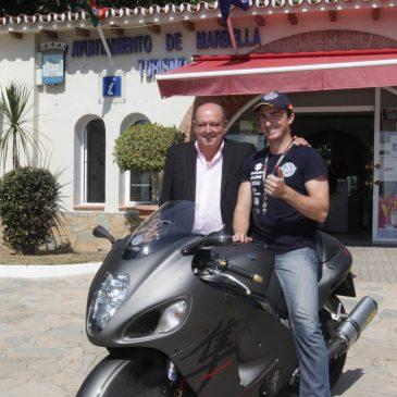 La ciudad recibirá el día 3 de octubre una reunión internacional en la que participan 85 motos