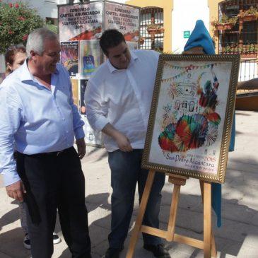 El cartel de Ana Jesús Valencia anunciará la Feria y Fiestas de San Pedro Alcántara 2015