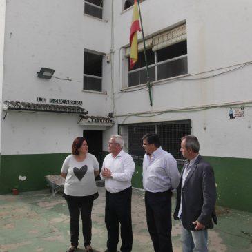 El Ayuntamiento inicia la reforma integral del Centro Social Polivalente de El Ingenio para modernizar las instalaciones y mejorar el servicio a los vecinos