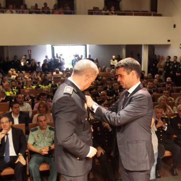 """El Equipo de Gobierno manifiesta su compromiso con la seguridad y felicita a la Policía Local por """"su trabajo, esfuerzo y sacrificio durante los 365 días del año"""""""
