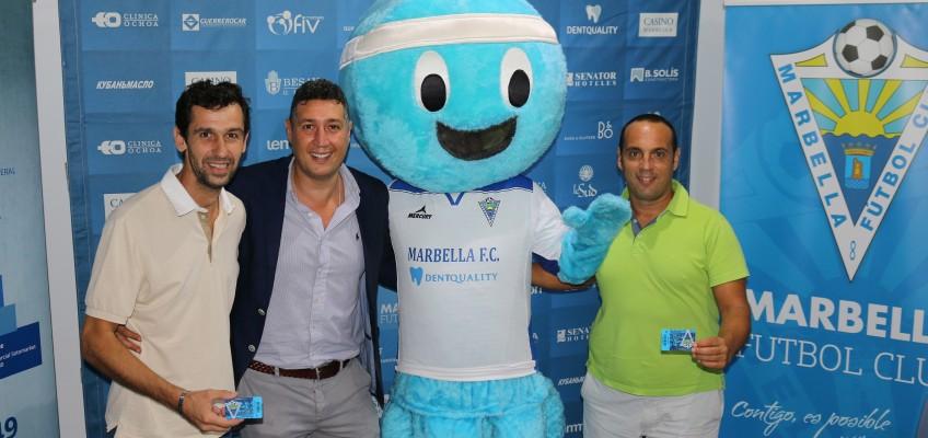 Javi Mérida y Juanma Martín estarán en el Municipal para apoyar al Marbella contra el Cádiz