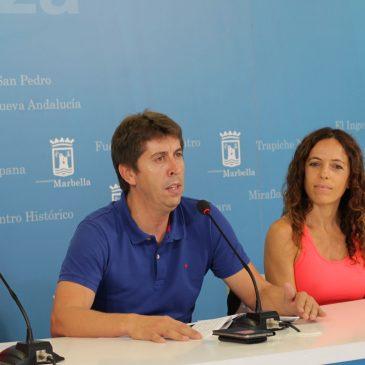 El III Encuentro de Escalada Marbella 2015 se celebrará el 24 de octubre en el Pecho de las Cuevas del Polideportivo Paco Cantos