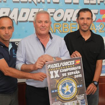San Pedro Alcántara acoge por noveno año consecutivo el Campeonato de España de PadelForces