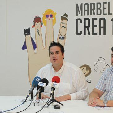 El Ayuntamiento abre el plazo de participación de la Muestra Joven de Cómic del programa Marbella Crea 2015
