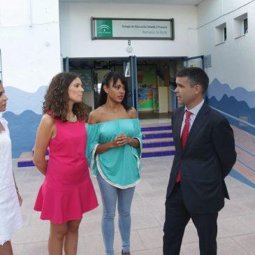 presupuesto en 450.000 euros para dar respuesta a las demandas de la comunidad educativa