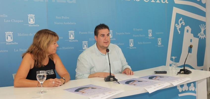 El Palacio de Ferias y Congresos Adolfo Suárez acogerá del 18 al 20 de septiembre el IX Congreso de Yoga de la Costa del Sol
