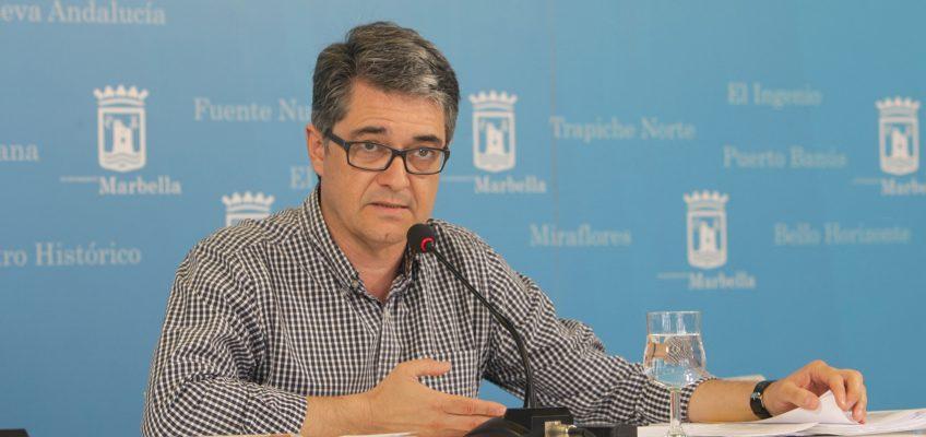 nueva distribución en el área de Playas y los chiringuitos dependen de la concejalía de Industria