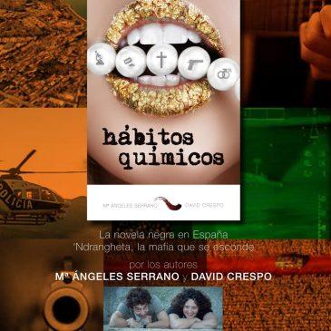 """Presentación de la novela """"Hábitos químicos"""" en el Centro Cultural Trapiche de Guadaiza"""