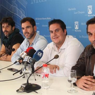 """El Teatro Ciudad de Marbella acoge mañana sábado la representación de la comedia """"Ay Iniesta de mi vida"""""""