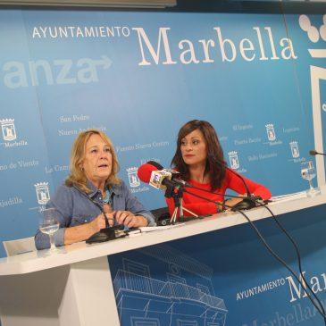 El Equipo de Gobierno solicitará al Pleno la adhesión del Ayuntamiento de Marbella a las voces y organizaciones que claman por una Ley Integral contra la Violencia de Género