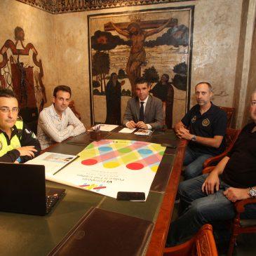 El Ayuntamiento y la Agrupación Local de la Asociación Internacional de Policías (IPA) impulsarán programas sociales en la ciudad