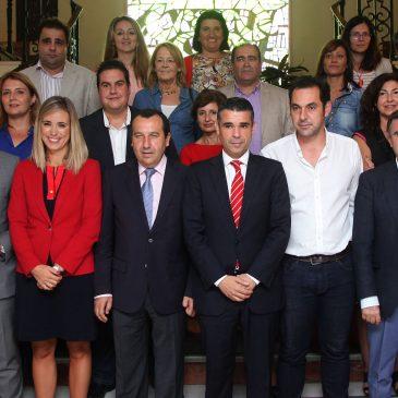 El Ayuntamiento y la Junta de Andalucía se reúnen para impulsar proyectos de infraestructuras, empleo y turismo en Marbella
