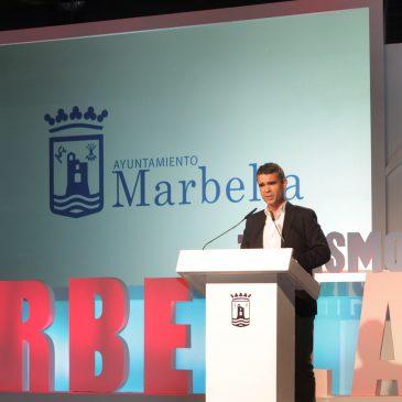 Marbella regresará a FITUR después de 8 años con stand propio y con una imagen renovada en una clara apuesta por la promoción turística