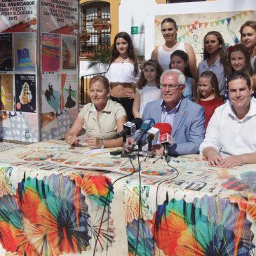 La Feria de San Pedro Alcántara contará con las actuaciones de Rosario y de Celtas Cortos en el nuevo recinto ubicado en la zona sur