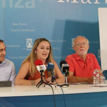 El IX Festival Flamenco Sierra Blanca se celebrará este viernes en el Teatro Ciudad de Marbella