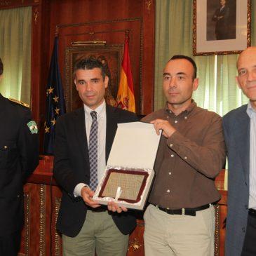 Reconocimiento del Puerto Deportivo de Marbella al trabajo de la Policía Local