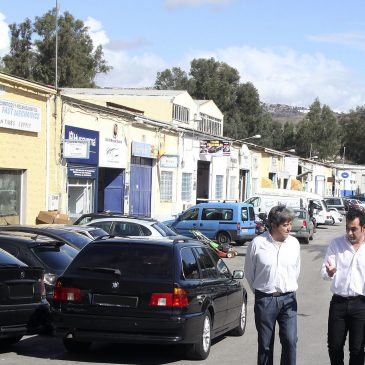 La Tenencia de Alcaldía de Las Chapas pone en marcha la campaña #LasChapasapiedecalle para diagnosticar las principales necesidades del distrito