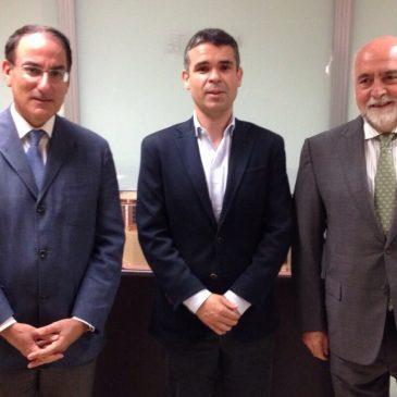 Marbella impulsará junto a la CEA medidas de apoyo y promoción del sector empresarial del municipio