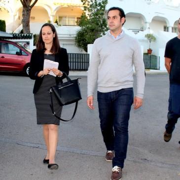 LasChapasapiedecalle recoge las demandas de los vecinos de La Reserva de Marbella