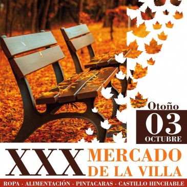 Este sábado se celebra el XXX Mercado de la Villa de San Pedro