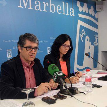 La inversión urbanística en Marbella se eleva a más de 75 millones de euros con aprobación de siete nuevos proyectos inmobiliarios