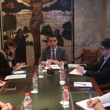 El alcalde traslada a la Junta de Portavoces varias vías de solución para garantizar la seguridad jurídica de Marbella tras las sentencias contra el PGOU