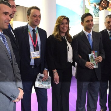 El Ayuntamiento mantiene contactos institucionales y empresariales en la World Travel Market para reforzar a Marbella como destino del mercado británico