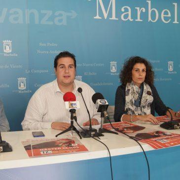 Juventud ofrecerá una clase magistral de interpretación gratuita con la artista Roma Calderón
