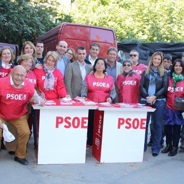 EL PSOE ACUSA A ÁNGELES MUÑOZ DE TRAICIONAR AL PUEBLO DE MARBELLA PARA IRSE A MADRID