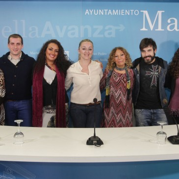 El Teatro Ciudad de Marbella recibirá mañana el estreno mundial de 'A contracorriente', el nuevo espectáculo flamenco de Pilar Távora