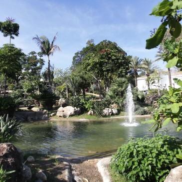 Finaliza la actuación integral para recuperar los lagos artificiales de la Colonia de El Ángel