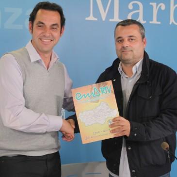 RTV Marbella entra en la Asociación de Emisoras Municipales y Ciudadanas de Andalucía (EMA RTV) en su apuesta por la participación y la pluralidad