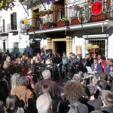 Marbella se suma a los actos del Día Internacional para la Eliminación de la Violencia hacia la Mujer