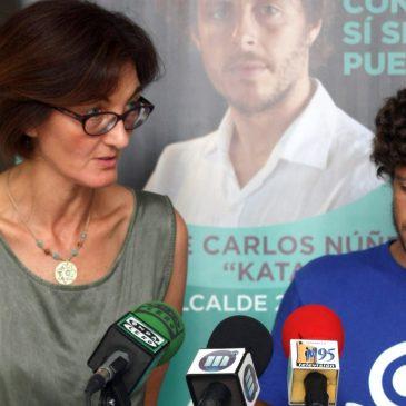 Costa del Sol SÍ PUEDE acusa de irresponsabilidad al PP al perjudicar a la ciudad de Marbella solo por intereses partidistas.