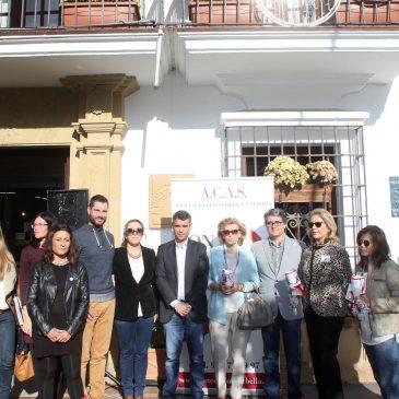Marbella se suma a la conmemoración del Día Mundial de la Lucha Contra el Sida