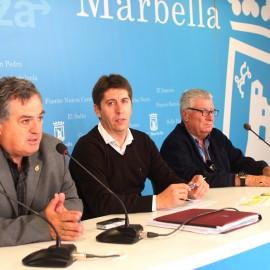 La Federación Malagueña de Fútbol desarrollará del 15 de diciembre al 15 de enero una Campaña de Captación de Árbitros en Marbella
