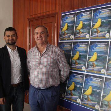 La carpa de San Pedro Alcántara abrirá las puertas del XV Concurso Exposición Ornitológico Sanesma 2015 del 17 al 20 de diciembre